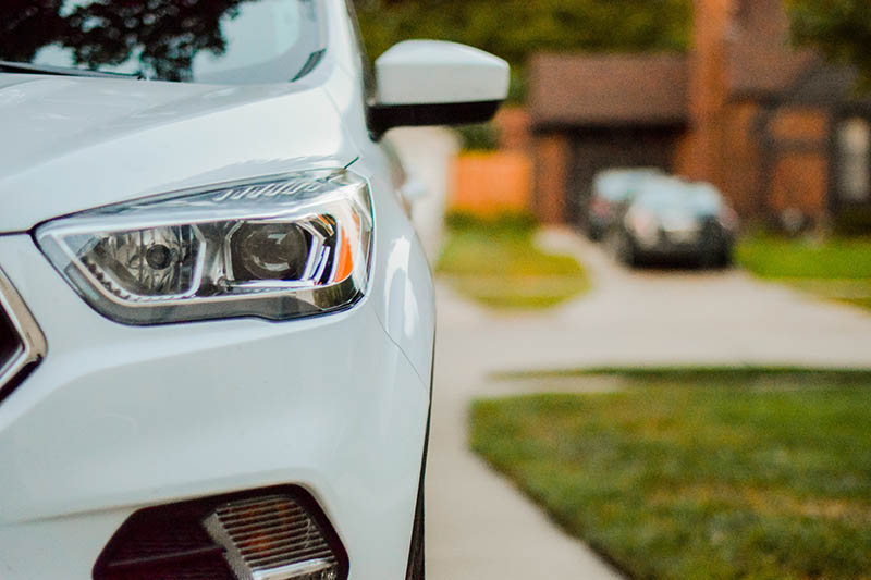 Car insurance quote influenced by Car Mileage