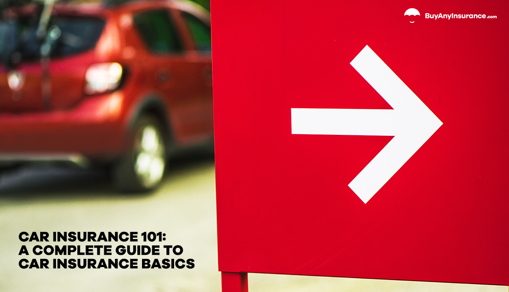 Car Insurance 101 A Complete Guide to Car Insurance Basics